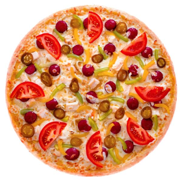 "Острая пицца ""Аризона"""