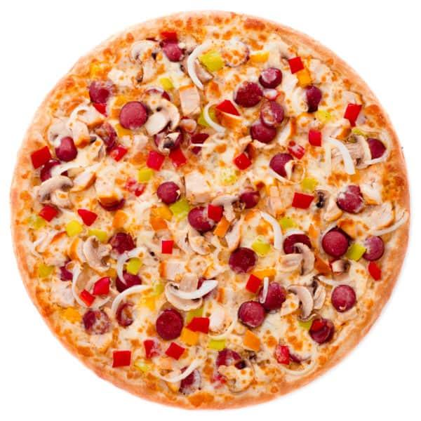 """Уникальная и невероятно вкусная пицца """"Кентукки"""""""
