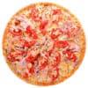 """Мясная пицца с томатами """"Небраска"""""""