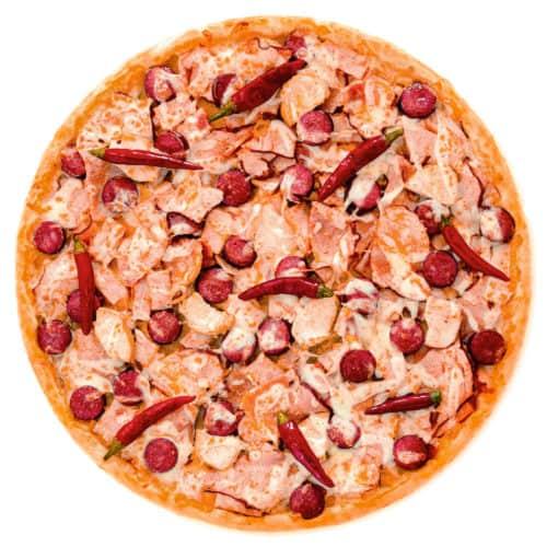 """Острая мясная пицца """"Огайо"""""""