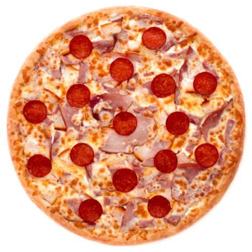 """Самая мясная пицца """"Техас"""""""