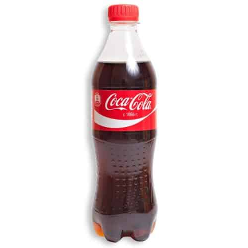 Coca-Cola. Кока-кола. Объем: 0,33 л, 0,5 л, 0,9 л, 2,0 л.